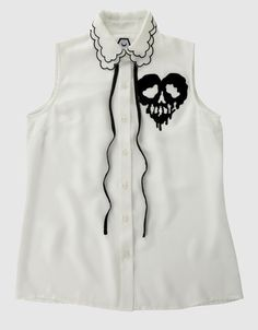Buy Skull Fucked Sleeveless Shirt at Drop Dead Clothing #DDXMASWISHLIST