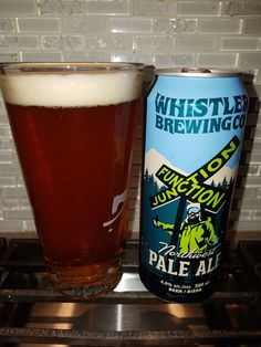 Whistler Brewing Function Junction Pale Ale