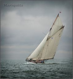 Ride in a sailboat