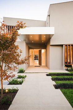 Front door pathway & 50 best House Pathways images on Pinterest | Exterior design Home ...