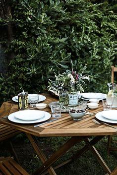 Pratos e Travessas: Jantar de Verão # Summer dinner   Food, photography and stories