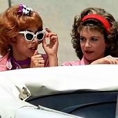 """Which """"Grease"""" Pink Lady Are You?   I got Frenchy!"""
