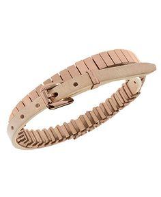 Another adorb MK Rose Gold Bracelet.