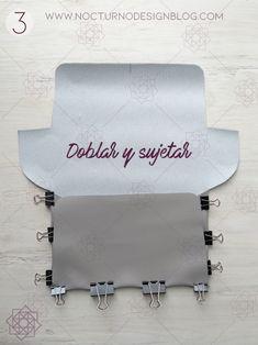 DIY: Bolso sin costuras + molde gratis. – Nocturno Design Blog Design Blog, Diy, Jeans, Home Decor, Molde, Handmade Bags, Tela, Tutorials, Patterns