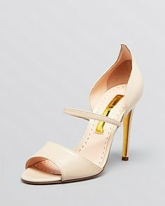 Rupert Sanderson Open Toe Sandals - Ophelia High Heel | Bloomingdale's