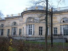the Alexander Palace