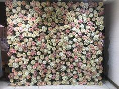 Silk flower wall for hire in South Africa Bear Theme, Photo Booth Backdrop, Flower Wall, Silk Flowers, South Africa, Backdrops, Balloons, Wedding Decorations, Teddy Bear