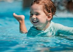Swimming Lessons Won't Keep Your Child from Drowning