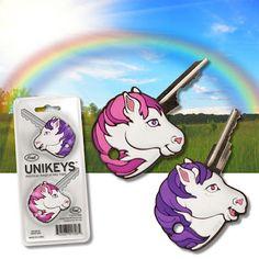 Las llaves mágicas de los unicornios