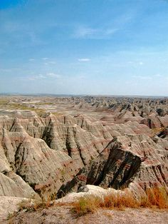 https://flic.kr/p/3n92D | Badlands Landscape