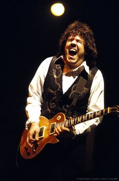 Gary Moore (04/04/1952 - 02/06/2011) was a Northern Irish musician, mainly recognized as a singer & virtuoso guitarist.