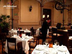 El Restaurante La Casona en la ciudad de Chihuahua, le invitamos a disfrutar de nuestra gran variedad de platillos para su desayuno, comida o cena, rodeado de una singular atmosfera con la mejor atención y calidad. En nuestro menú le ofrecemos aves, estupendos cortes de carne, pescados y mariscos, entre otros platillos, los cuales podrá acompañar con vino de mesa de nuestra extensa cava. http://www.casona.com.mx/  #turismoenchihuahua