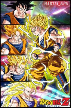 Goku!!!! the best!!!! by KPGTINCHO22 on @DeviantArt
