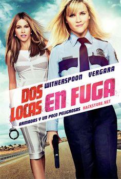 Poster de Dos Locas en Fuga (2015) Blu-Ray RIP HD Latino