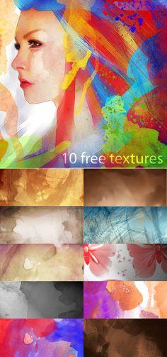 10 Free Textures