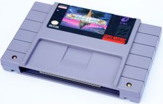 Brain Lord  (Super Nintendo, 1994) Tested Battery Good SNES