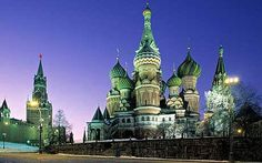Moscow! One of many places on my travel wishlist for its architecture and its rather storied (and likely somewhat exaggerated) history as a city of spies.