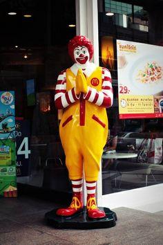 McDonalds Sawatdee  #Bangkok #Thailand