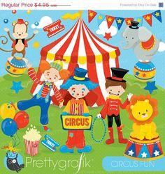 circus fun prettygrafik - Buscar con Google
