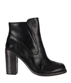Jules Heeled Biker Boot, Women, Boots & Shoes, AllSaints Spitalfields