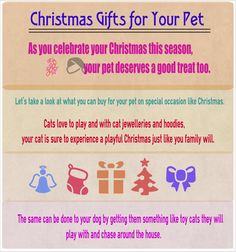 Christmas Gifts for Your Pet -- On the eve of Christmas and even during the big celebration, while you and your family enjoy these special occasions, so should your pet. www.lushpets.com.au