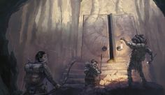 The dungeon is the backbone of Dungeons and Dragons. Learn the basics of dungeon design in this article. Dungeons And Dragons, Modern Magic, Dragon Pictures, Fictional World, Paladin, Open Up, Being Used, Fantasy Art, Nerd