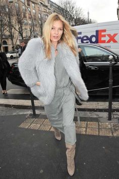 the soho furrier is all over this kate look ...