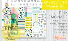 Free Weekly Kits   Pink Pixel Graphics