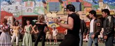 coreografia grease