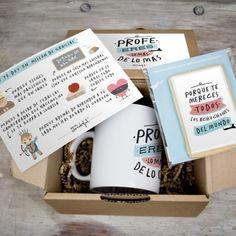 Kit PROFE: Eres más de lo más. Diseño de Mr.Wonderful. A la venta en: http://www.mrwonderfulshop.es