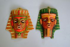 Ancient Egyptian Mummies... A Cool Set To Decor Your Walls... Welcome To World Of HandiCrafts. Get Wide Range Of HandiCraft Products From ArteeCraftee.com Or Follow Us On Facebook.com/arteecraftee Or Twitter.com/arteecraftee . A Little Bit Of Artee !! A Little Bit Of Craftee !!