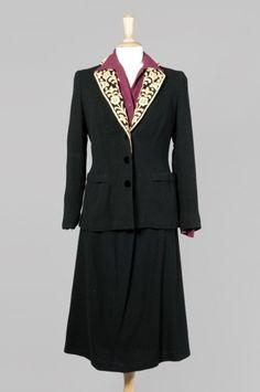 Jacques GRIFFE Haute Couture, 1947