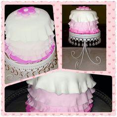 Cake Ruffles Esencias de Lila