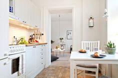 muebles espacios pequenos 2 estilo nordico escandinavia interiores decoracion muebles de ikea interiores decoracion en blanco decoracion decoracion cocinas modernas blancas cocinas blancas interiores