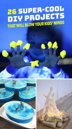 """26 DIY Projects That Make Your Kids Say, """"Whoa!"""""""