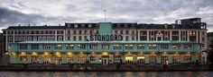 The Standard, Kopenhagen Havnegade 44, Essen & Musik
