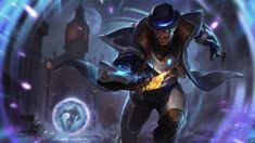 League of Legends - Twisted Fate Pulsefire