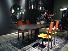 Tavolo fenix ~ Moa casa. tavolo skorpio con base in acciaio verniciato
