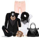 Peachy Keen - Polyvore