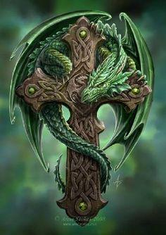 Bedeutung tattoo keltischer drache Drachen Tattoo