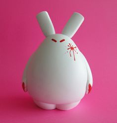 Wabbit from Bugs and Plush by Bugs and Plush , via Behance