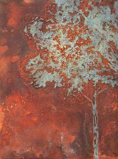 Metallic and Patina Canvas Art   Art by Igor Turovskiy   Modern Masters Cafe Blog