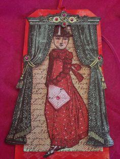 Artist: Valerie Lightbody Using: Cirque Character Construction Stamp