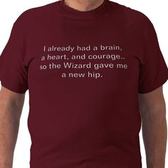 3588103a2 PT shirt for patient with THR Awesome for Hip Replacement Patient's! Hip  Replacement Recovery,