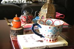 Boho tea, Bohemian tea party
