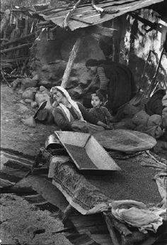 Henri Cartier-Bresson - Greece. 1963.