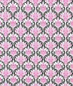 Shop Premier Prints Madison Black/Candy Pink Fabric at onlinefabricstore.net for $9.98/ Yard. Best Price & Service.