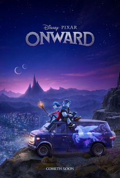 Last night, fans enjoyed a first look at Disney and Pixar's Onward, a new original film featuring the voices of Chris Pratt, Tom Holland, …Read 2020 Movies, New Movies, Movies To Watch, Movies Online, Upcoming Movies 2020, Disney Movie Posters, Disney Pixar Movies, Movies Free, Indie Movies