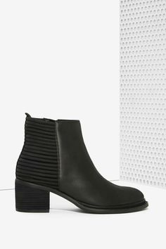Jeffrey Campell Lowell Leather Boot - Ankle | Shoes | Jeffrey Campbell