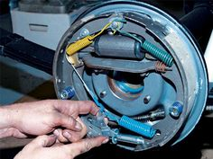 Finding The Right Auto Repair Shop For Your Car. If you have experience with car troubles, you will surely attest to the frustration they cause. Given the prevalence of shady auto repair techs, you may fi Truck Repair, Engine Repair, Vehicle Repair, Brake Repair, Car Fix, Tips And Tricks, Car Restoration, Drum Brake, Car Hacks